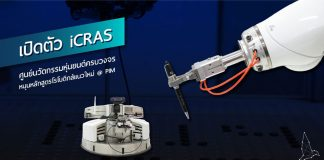 ศูนย์นวัตกรรมหุ่นยนต์ครบวงจร ICRAS