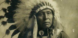 อินเดียนแดง Chief Seattle
