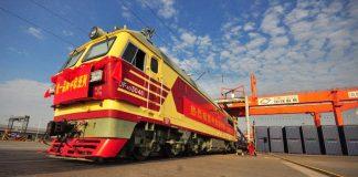 เฉิงตู-มิลาน รถไฟขนส่งสินค้า