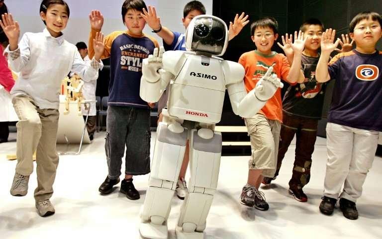 AI Robot japan