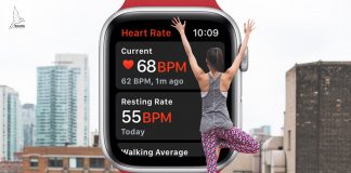 Apple Watch 4 วัดคลื่นหัวใจ