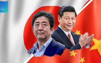 จีน ญี่ปุ่น