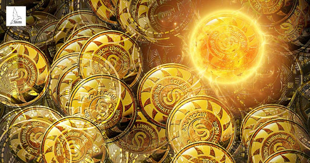 Bitcoin Solarcoin บิทคอยน์