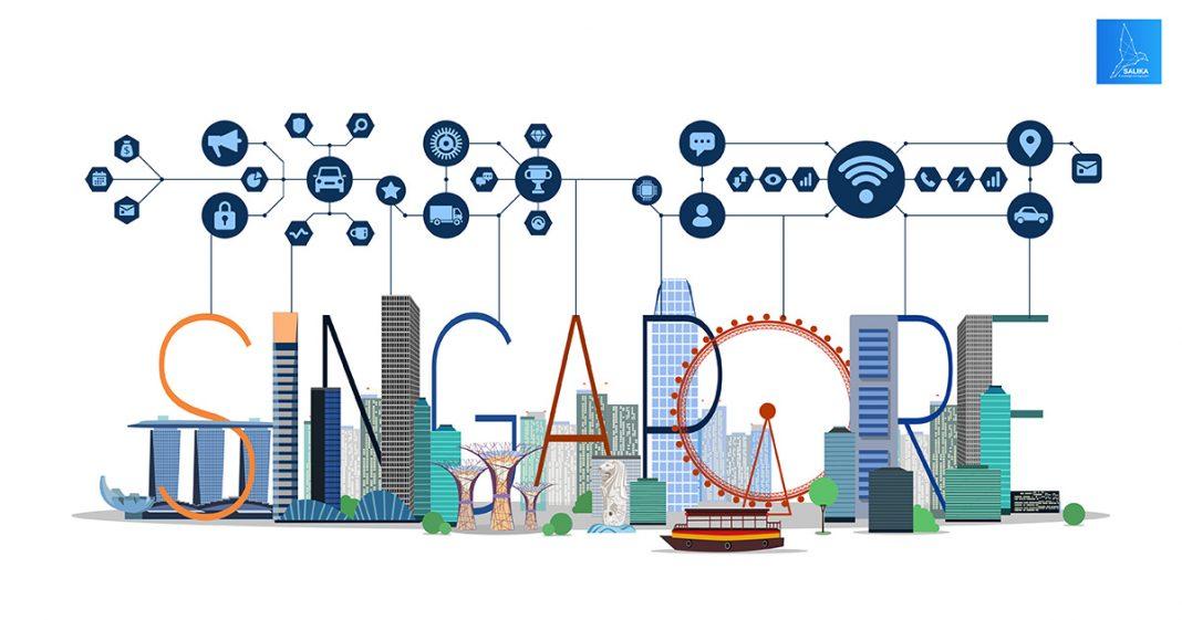 สิงคโปร์ สมาร์ทซิตี้ ประเทศอัจฉริยะ smart city