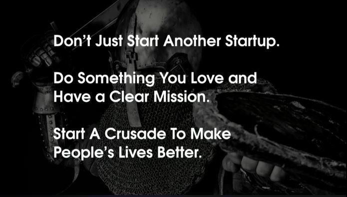 crusade startup กระทิง fintech
