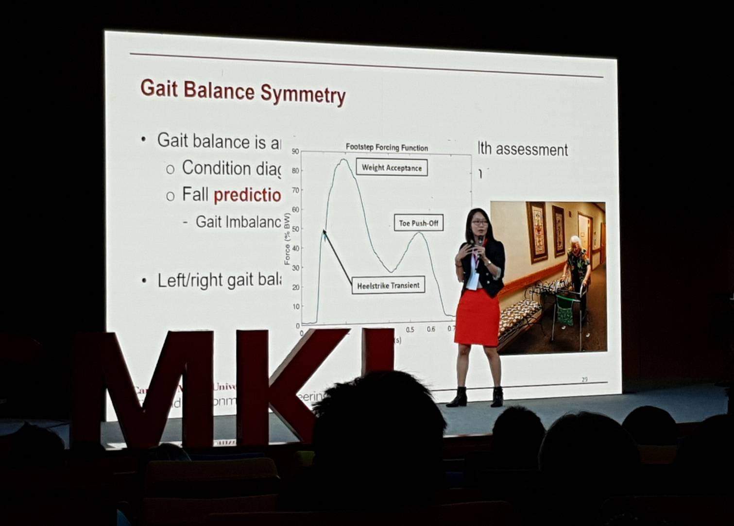 Aging Society CMKL 2018 AI