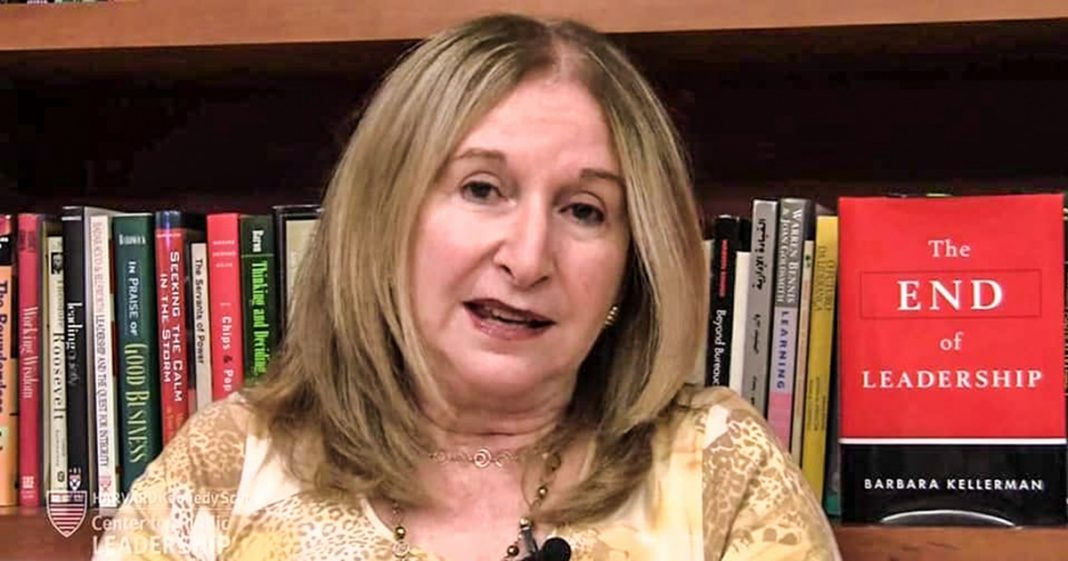 Professor Dr. Barbara Kellerman