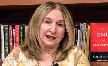 Professor Dr. Barbara Kellerman