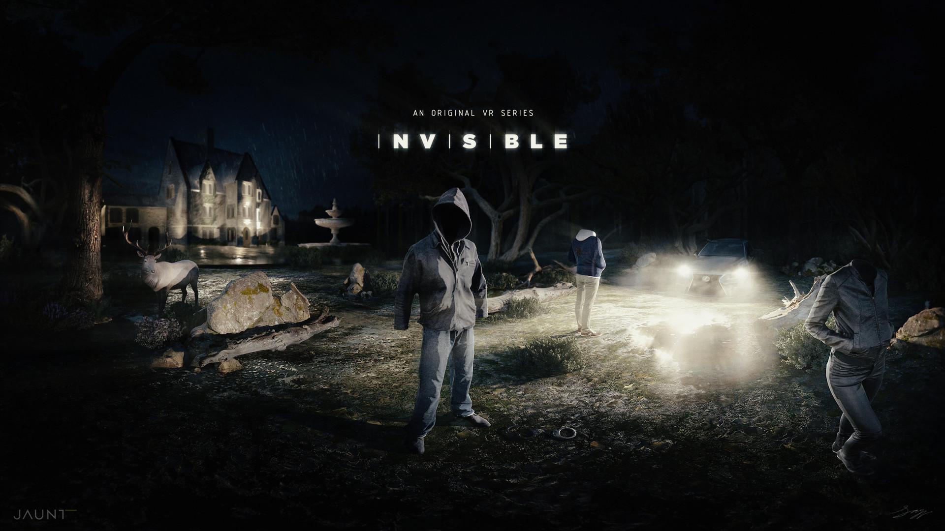 VR Invisible