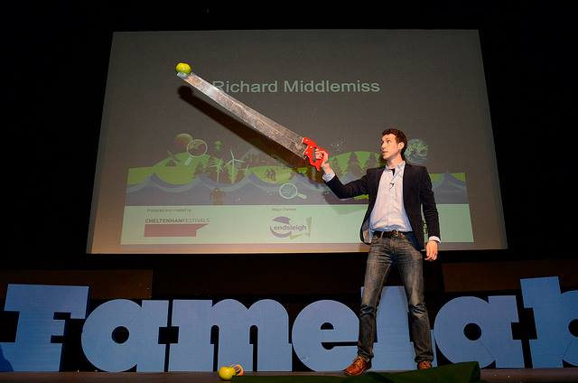 famelab competition