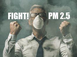 มหันตภัยฝุ่น PM 2.5 มลพิษทางอากาศ