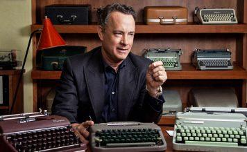 Tom Hanks เครื่องพิมพ์ดีด