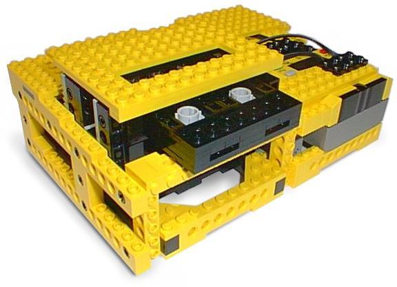 ประวัติ LEGO เครื่องเล่น