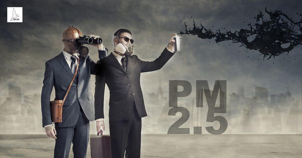 วิกฤตฝุ่น PM2.5