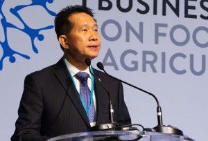 Supant Mongkolsuthree, Federation of Thai Industries at