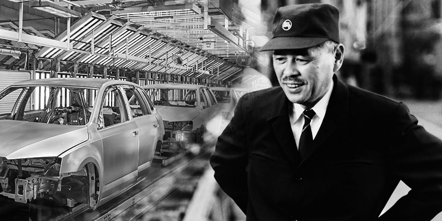 Taiichi Ohno - Hero of the Toyota Production System