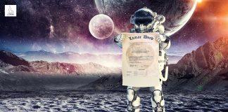 โฉนดบนดวงดาว lunar deed