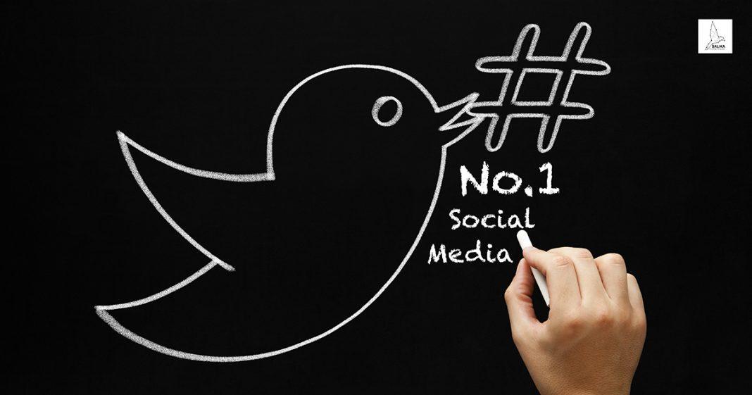 ทวิตเตอร์ โซเชียลมีเดียอันดับหนึ่ง