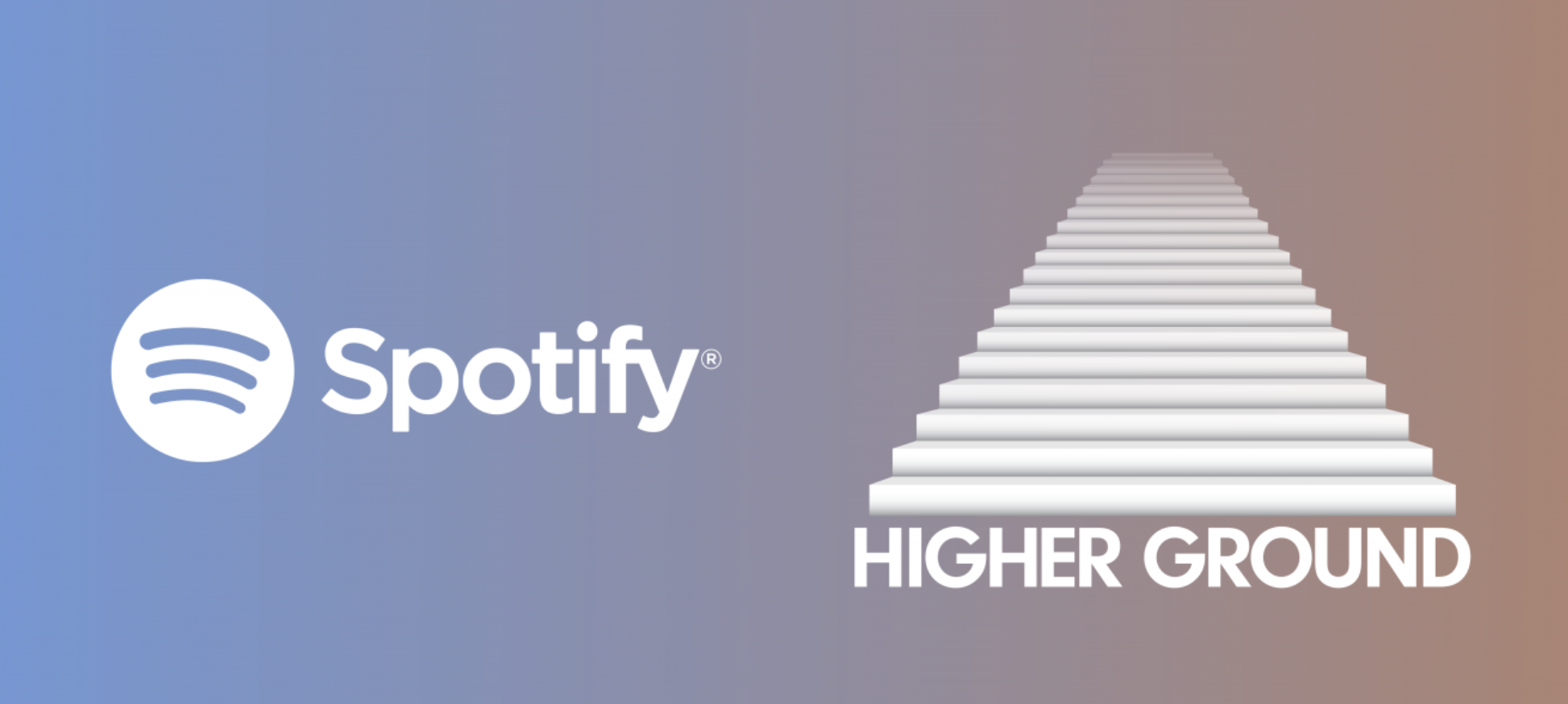 spotify higher ground audio