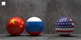 รัสเซีย - จีน
