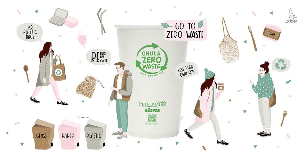 Chula zero waste