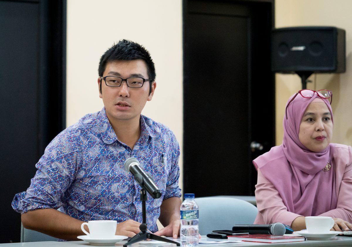Keisuke Tanaka Bekasi Indonesia