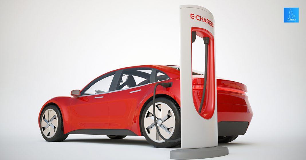 รถยนต์ไฟฟ้า EV Car