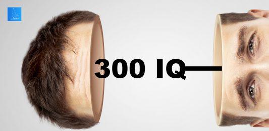 IQ สูงที่สุด