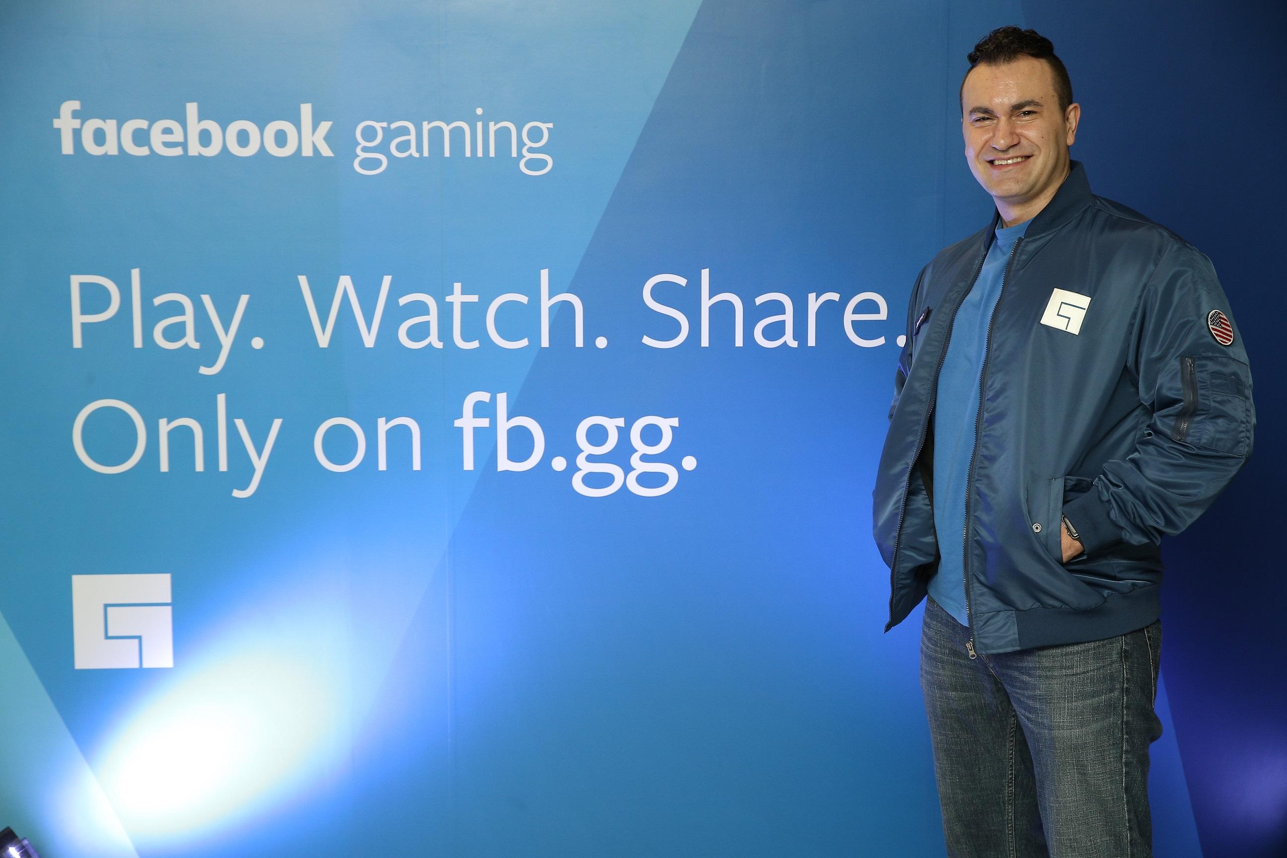 ไมเคิล โรส Facebook Gaming