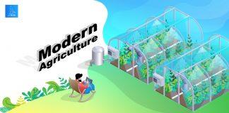 เกษตรกรรมสมัยใหม่