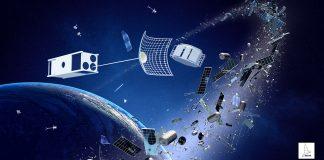 ดาวเทียมกำจัดขยะอวกาศ