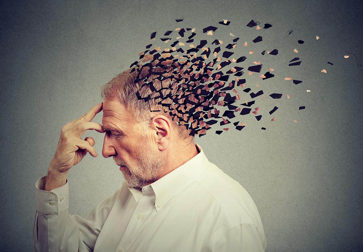 ผู้ป่วยความจำเสื่อม