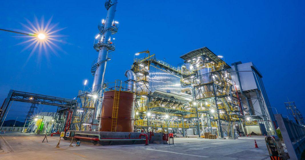 โรงไฟฟ้าขยะอุตสาหกรรม CCE