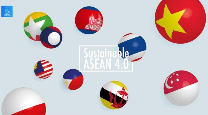 Sustainable ASEAN 4.0