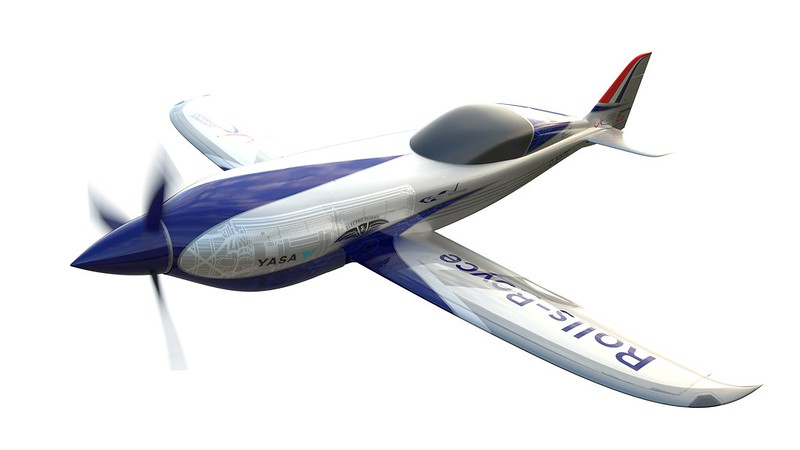 Accel plane เครื่องบินพลังงานไฟฟ้า