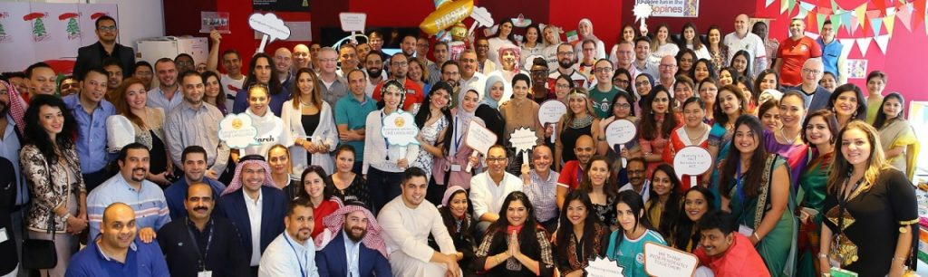 In the Boehringer Ingelheim Middle East, Turkey and Africa (META) offices, it is easy to see the diversity at play
