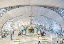 airport suwannabhumi thai