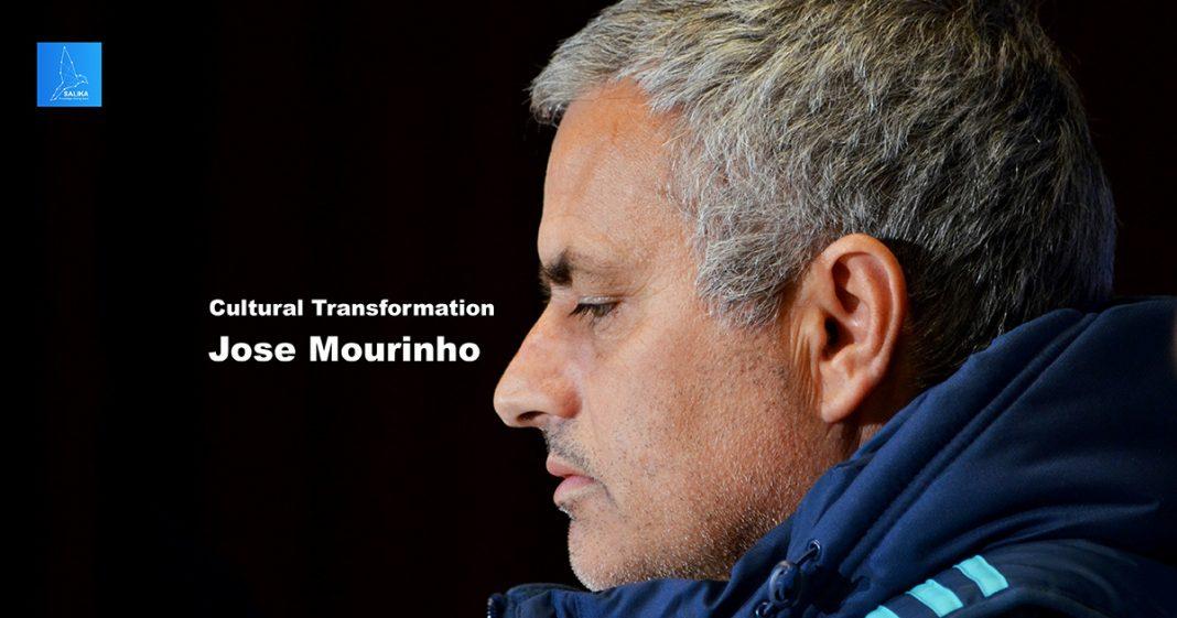 ภาวะผู้นำอ่อนน้อมถ่อมตน Jose Mourinho