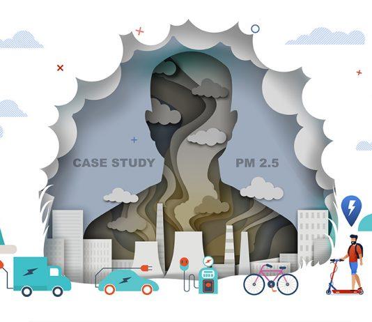ปัญหาฝุ่น PM 2.5