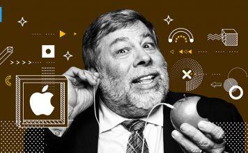 Steve Wozniak APPLE