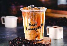 Kopi Kenangan เชนร้านกาแฟแบรนด์อินโดนีเซีย