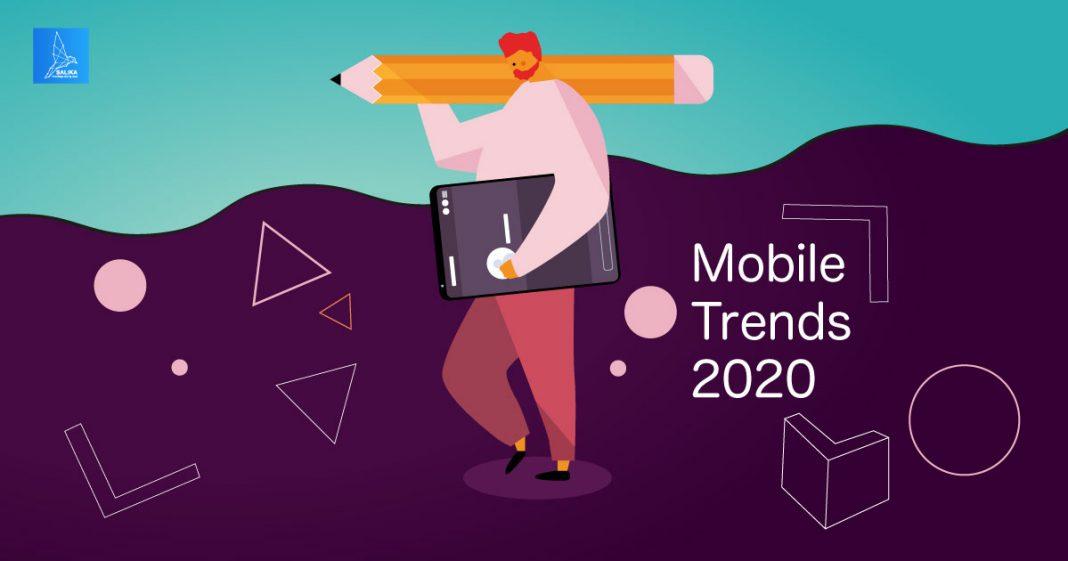 เทรนด์สมาร์ทโฟน ปี 2020