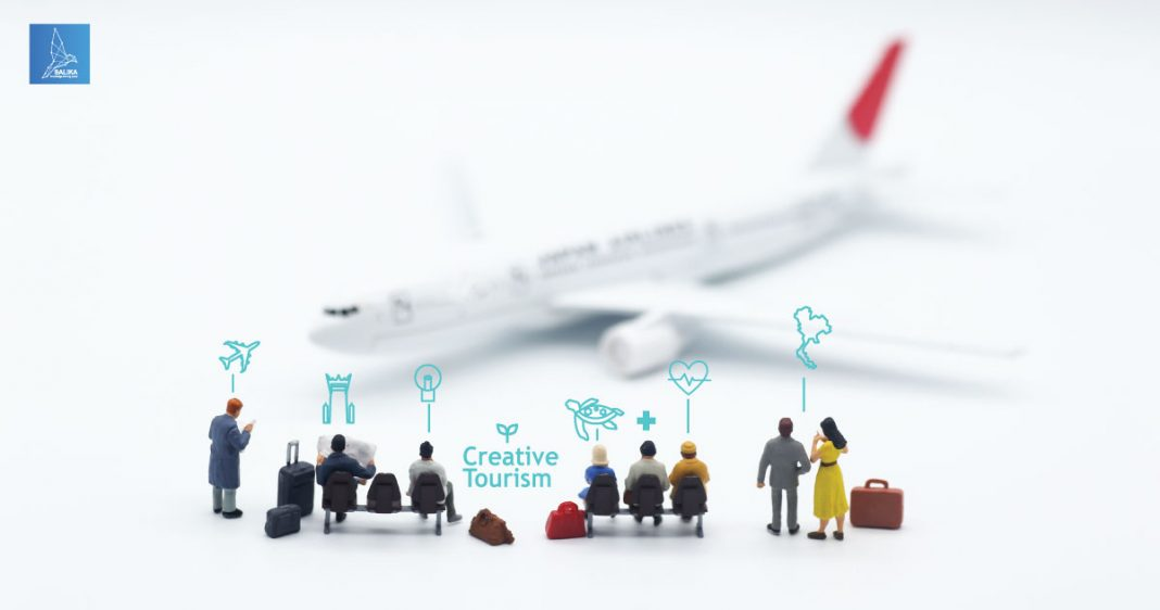 Creative Tourism การท่องเที่ยวเชิงสร้างสรรค์