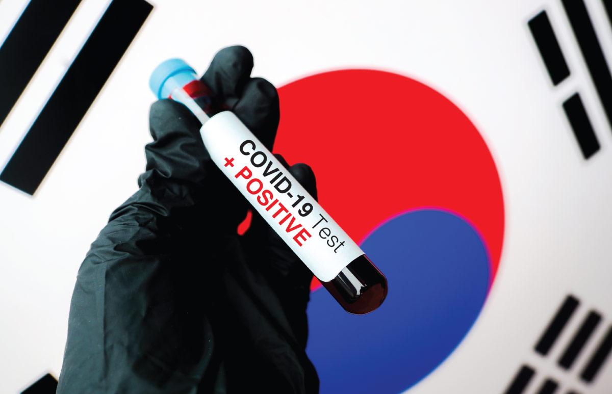 Covid-19 เกาหลี