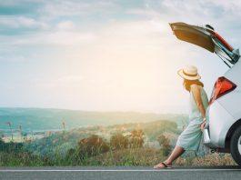 Road trip ขับรถเที่ยว