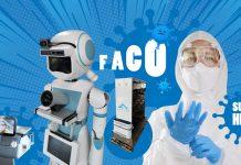 'ฟาโก้ FACO' แก๊งหุ่นยนต์สู้โควิด