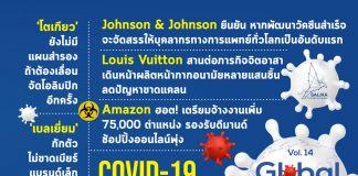 COVID-19 Global Report vol.20