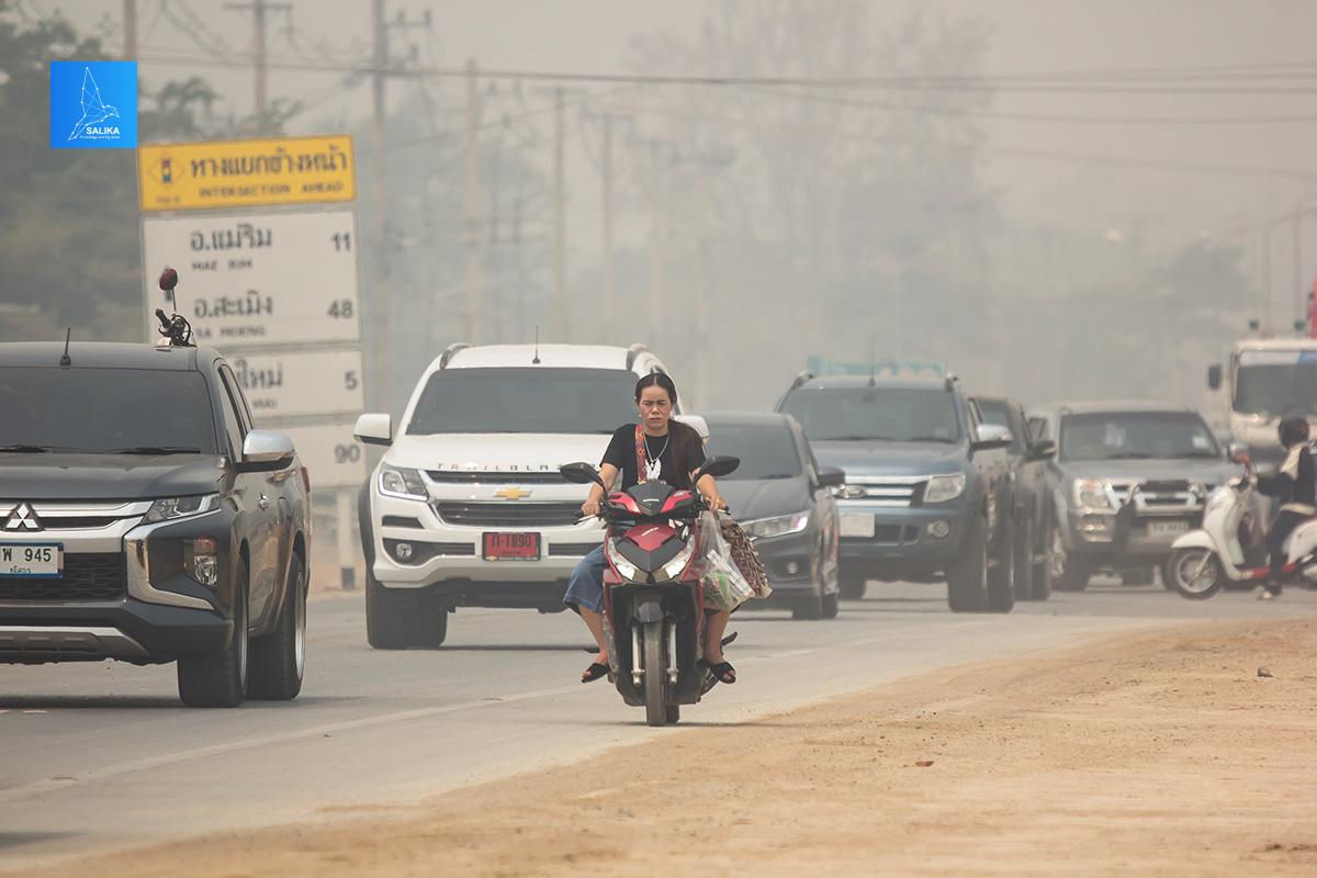 ฝุ่น PM 2.5 ในเชียงใหม่