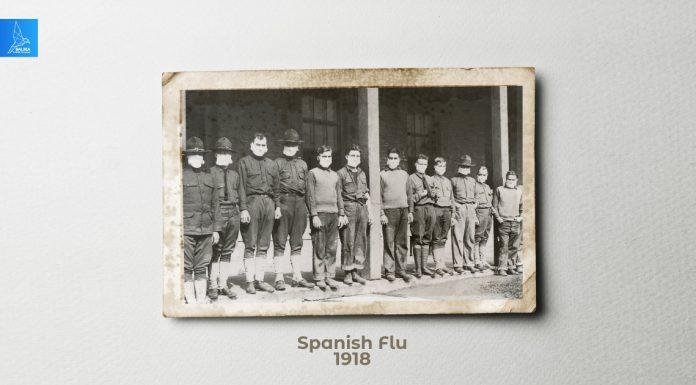 ไข้หวัดสเปน 1918