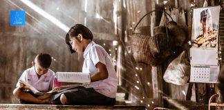 เด็กไทย เรียนออนไลน์